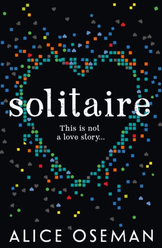 Boek cover Solitaire van Alice Oseman (Paperback)