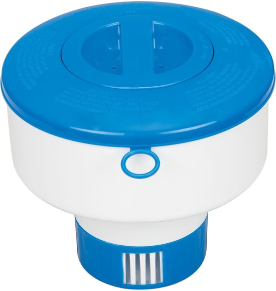 Intex Chloordrijver Floating Chemical Dispenser 17 X 17 X 9 Cm