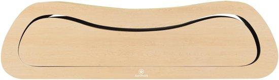 4animalz Duo Beech - kartonnen krabpaal voor katten - 74x24x21,5cm