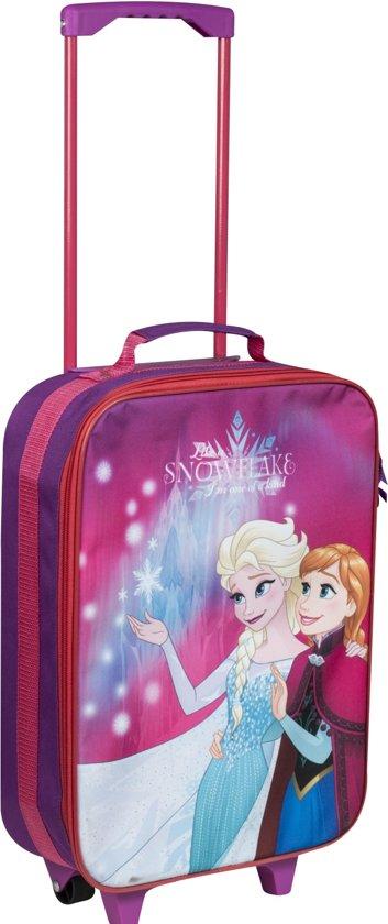 FROZEN Anna & Elsa Trolley Koffer Kinderkoffer Vakantie Tripjes Handbagage