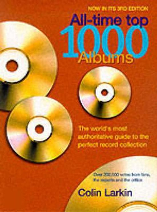 Bolcom Virgin All Time Top 1000 Albums Colin Larkin