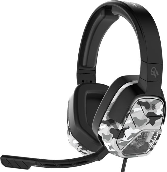 Afterglow LVL 5 Plus - Gaming Headset - Quadboost - Xbox One - Wit Camo