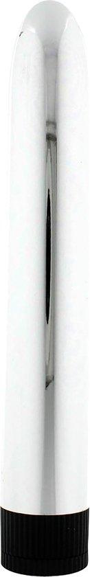 Seven Creations Super Slick - Vibrator - Zilver - Ø 25 mm