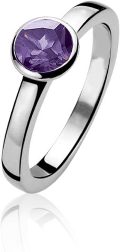 Zinzi zir447p58 - zilveren ring