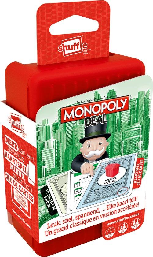 Afbeelding van het spel Monopoly Deal - Kaartspel