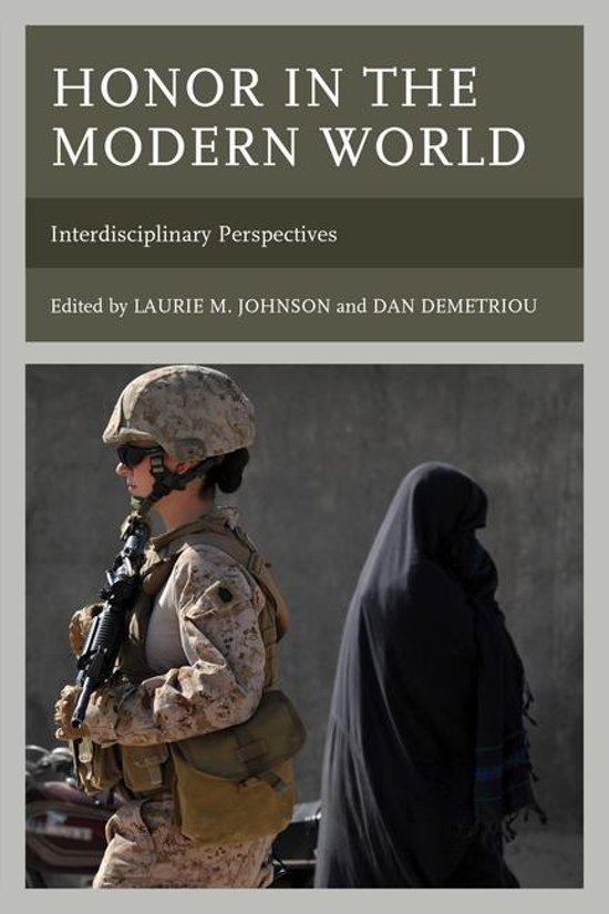 Boek cover Honor in the Modern World van Anthony Cunningham (Onbekend)