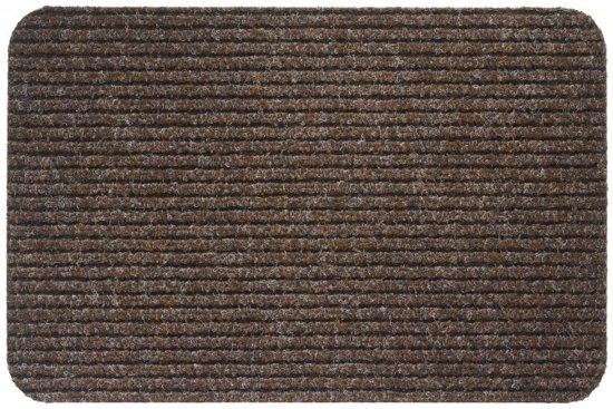 MD-Entree deurmat Mallin Trio Bruin 50x80 cm