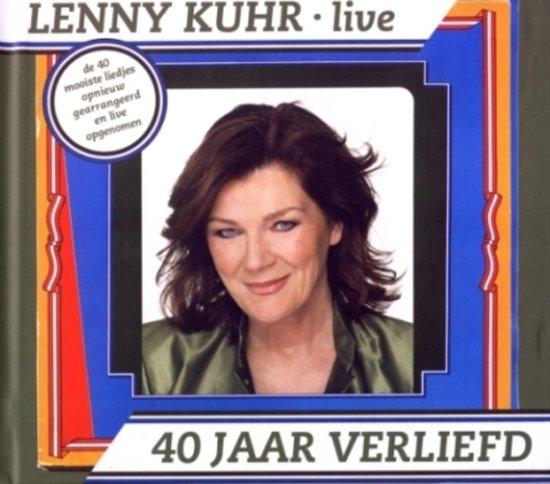 40 jaar verliefd bol.  Live   40 Jaar Verliefd (Luxe Digipack), Lenny Kuhr   CD  40 jaar verliefd