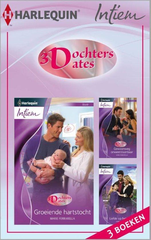 3 Dochters, 3 dates - eBundel