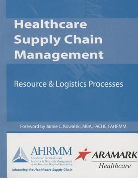 hospital supply chain management Supply chain management in hospitals: a hospital, or any business for that matter, cannot operate in isolation right from the procurement.