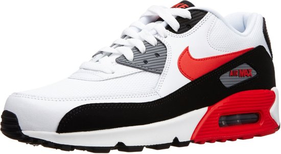 premium selection 429ee d5fcf bol.com | Nike Air Max 90 Essential Rood/Wit