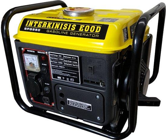 Ongekend bol.com | Generator benzine Aggregaat Stroomgenerator noodstroom XS-56