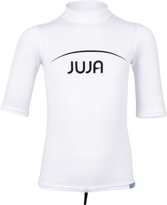 42a3b3850c2eb7 JuJa - UV-zwemshirt korte mouwen kinderen - Wit