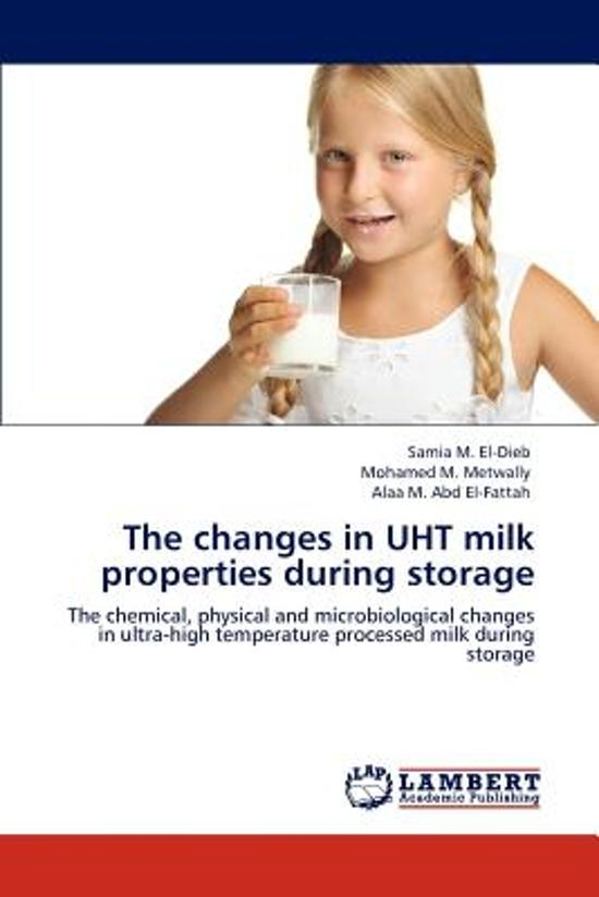The Changes in Uht Milk Properties During Storage
