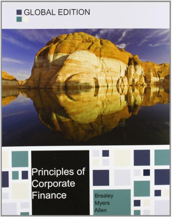 Principles of Corporate Finance / Global edition