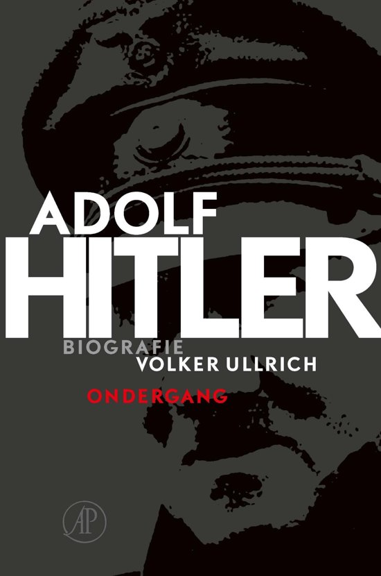 Boek cover Adolf Hitler van Volker Ullrich (Onbekend)