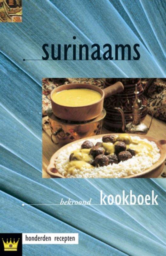 beste surinaamse kookboek