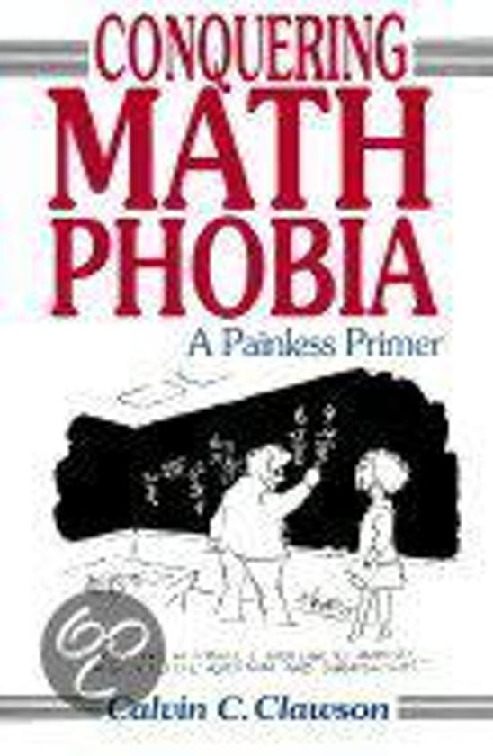 Conquering Math Phobia