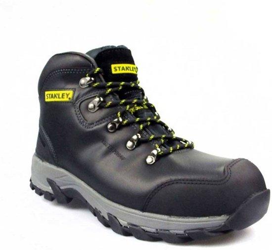 Stanley S3 Zwart Werkschoenen Heren Size : 41