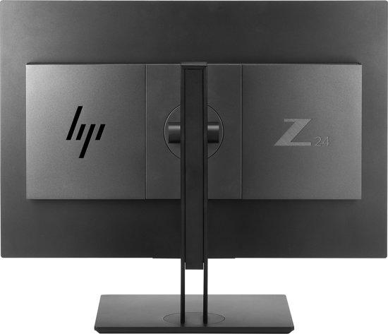 HP Z24n G2 LED display 61 cm (24'') WUXGA Flat Zwart