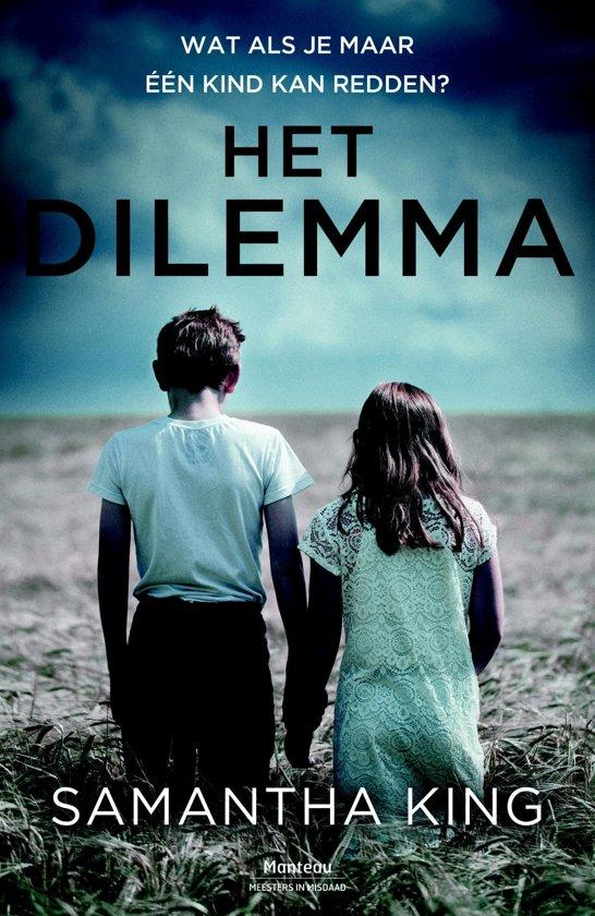 Boek cover Het dilemma van Samantha King (Onbekend)