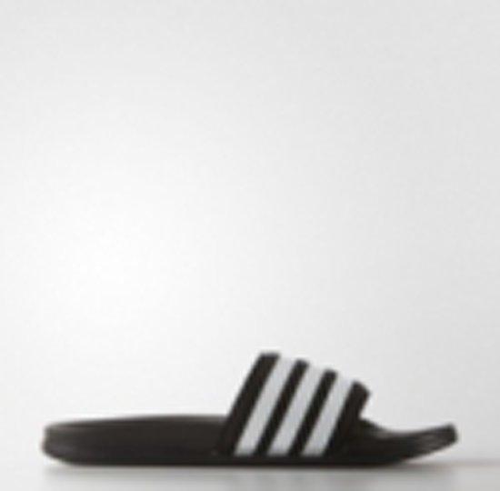 adidas cloudfoam adilette wit