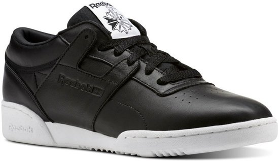 Lo Sneakers Workout Heren Clean Reebok Maat Id Zwart 43 HESwqnzx