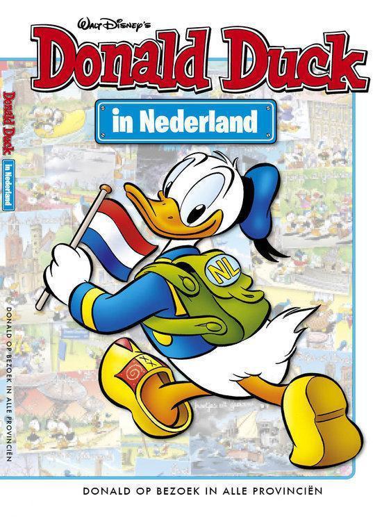 Donald Duck Provinciespecial
