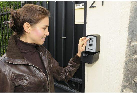 Master Lock Sleutelkast groot Select Access metaal 95 mm 5412EURD