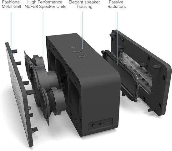 Divoom OnBeat-500 Wireless Bluetooth Speaker