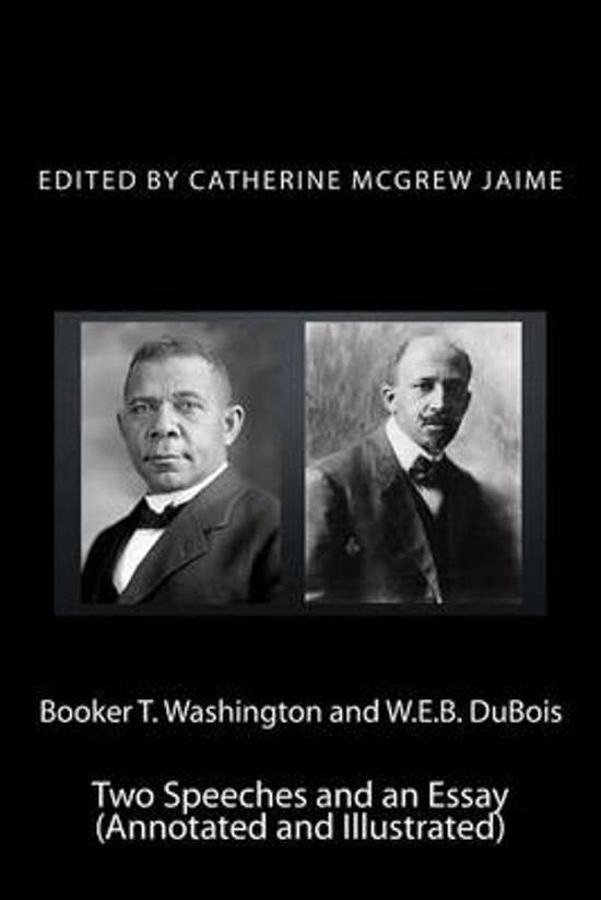 a research on booker t washington and web dubois Obstacles for african americans that booker t washington and w e b dubois challenged argued that booker had been wrong to compromise du research and.