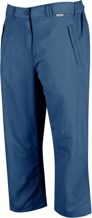 Dames Regatta Blauw Capri Outdoorbroek Chaska q44U1O