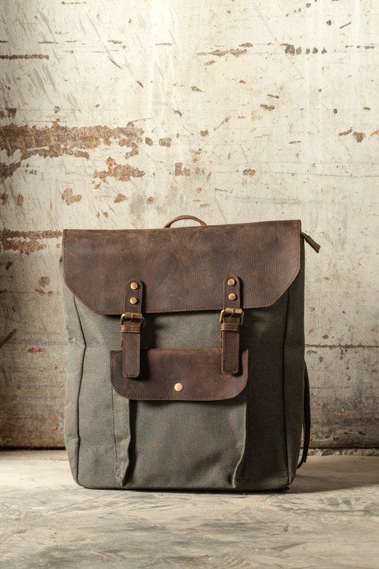 d849c1db664 bol.com | Boho Design Rugzak Bruno Groen