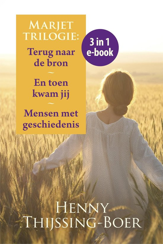 Marjet trilogie 3 in 1 e-book