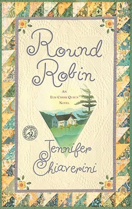 De Bruidsquilt Jennifer Chiaverini.Bol Com Round Robin Jennifer Chiaverini 9781416593041 Boeken