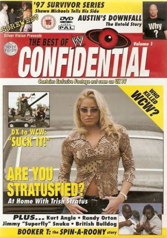 WWE - Best Of Confidential - Vol. 1