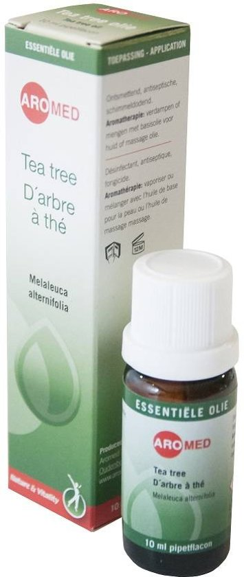 Aromed Tea Tree - 10 ml - Etherische Olie