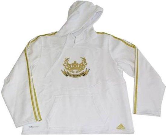 Adidas Sportsweater Hoody Wit Unisex Maat Xs