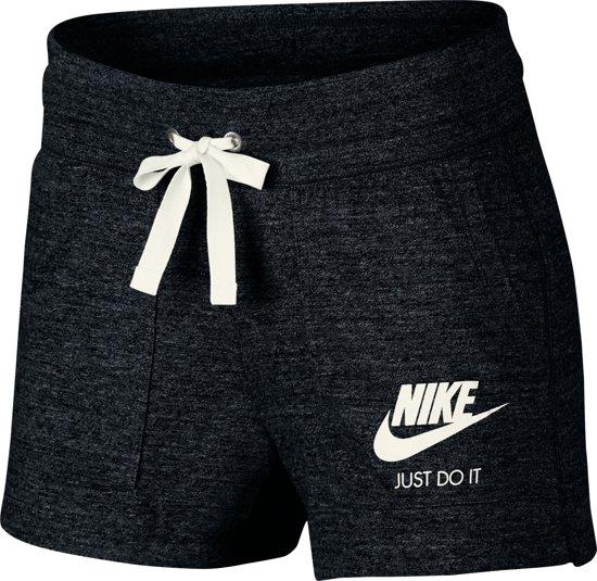 Sportbroek Short Nike sail Vntg DamesBlack W Nsw Gym BeCoxWrd