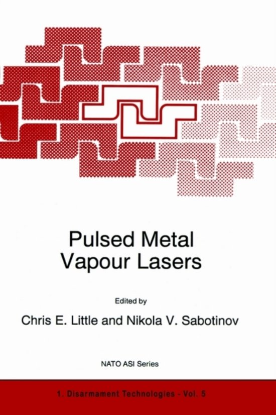 Pulsed Metal Vapour Lasers