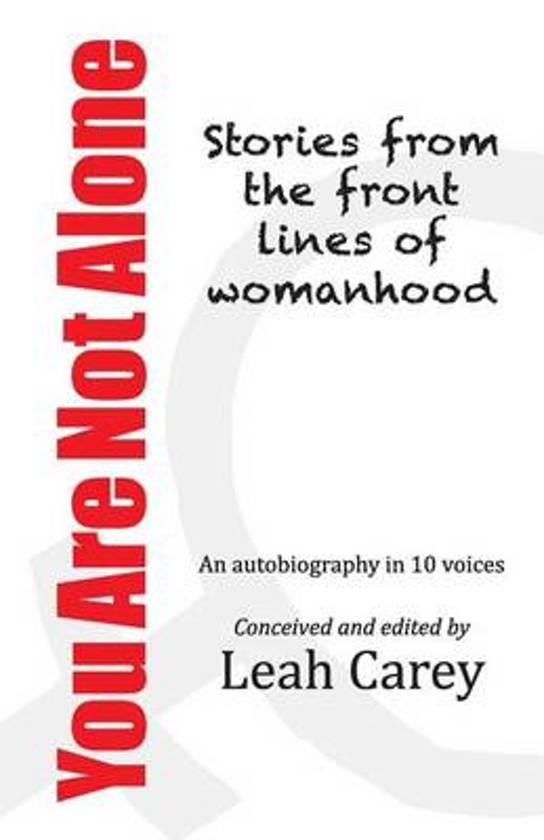 Bolcom You Are Not Alone Leah Carey 9780692285619 Boeken