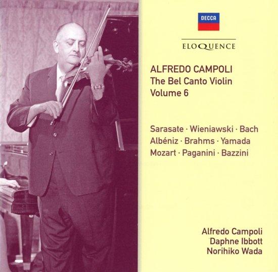 Bel Canto Violin Vol.6