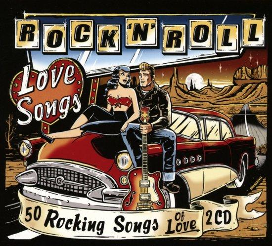 Various - Rock'N'Roll Love Songs