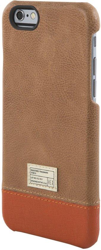 best website b38ef 0b000 bol.com | HEX - Focus Case iPhone 6 dressed brown