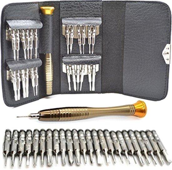 MMOBIEL professionele Reparatie Tool Kit 25 in 1 - Smartphones en telefoons