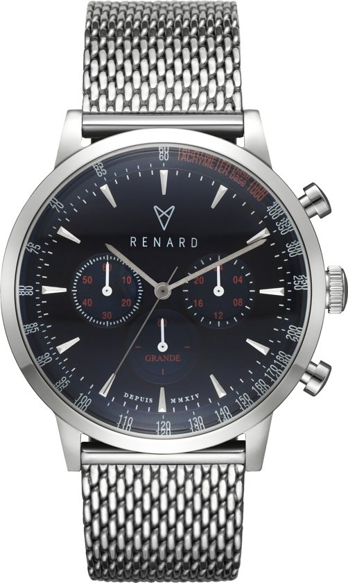Renard Grande Chrono RC402SS41MSS