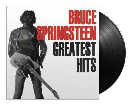 CD cover van Greatest Hits (LP) van Bruce Springsteen