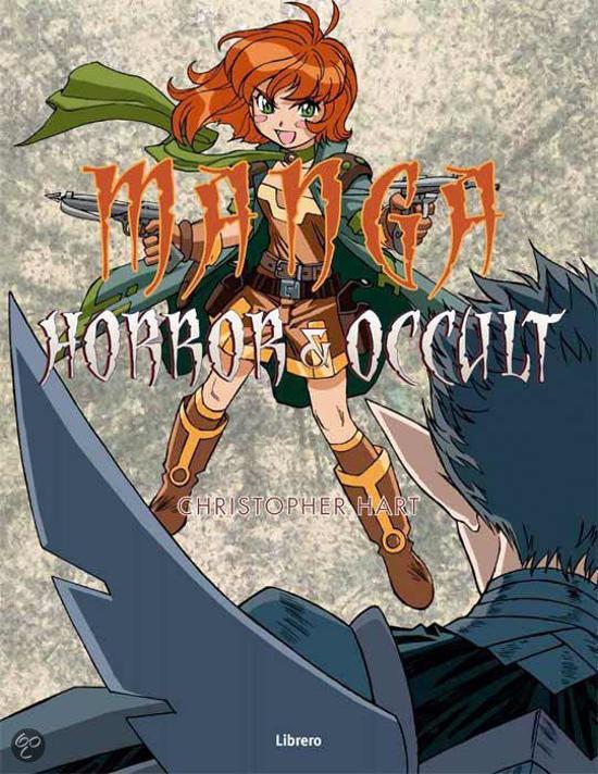 Wonderlijk bol.com | Manga Horror & Occult, Christopher Hart | 9789057649134 ZN-76