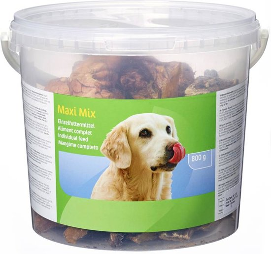 Kerbl Maxi Pet Mix Hondensnack - 800 gr