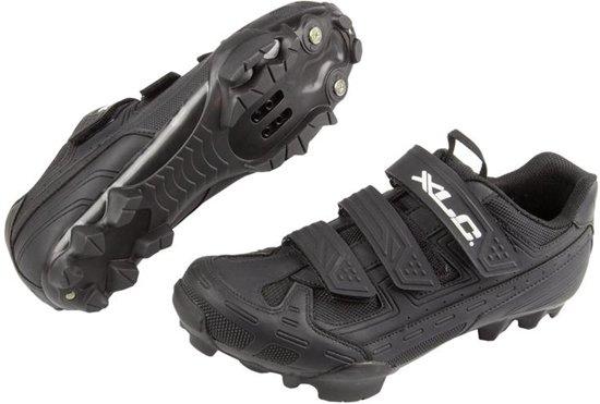 XLC MTB - Fietsschoenen - Unisex - Maat 44 - Zwart